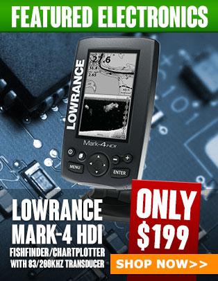 Featured Marine Electronics