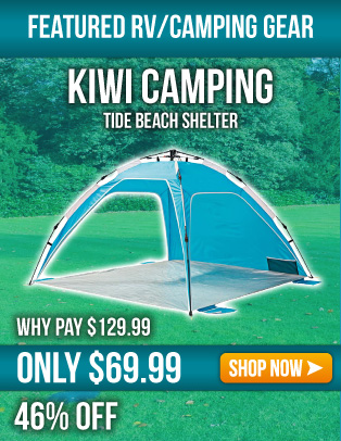 Featured RV Camping Gear