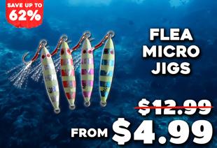 Sea Passion Peewee Flea Micro Jig