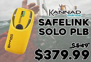 Kannad Marine SafeLink SOLO PLB GPS 406mhz