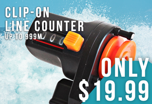 Clip-On Line Counter up to 999m