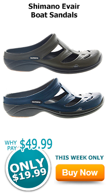Shimano Evair Boat Sandals