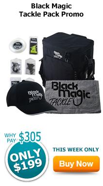 Black Magic Tackle Pack Promo