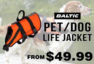Baltic Pet/Dog Life Jacket