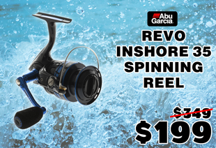 Abu Garcia Revo Inshore 35 Spinning Reel