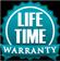 Warranty Badge - Lifetime Warranty