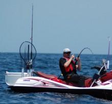 Jetski Fishing