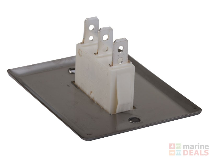 Wall Light With Switch Nz : Buy Stainless Steel Wall Light Switch online at Marine-Deals.co.nz