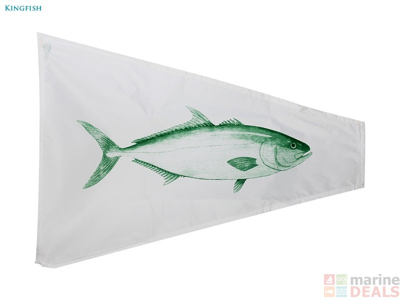 Buy game fishing catch flags set of 5 online at marine for Fishing for deals