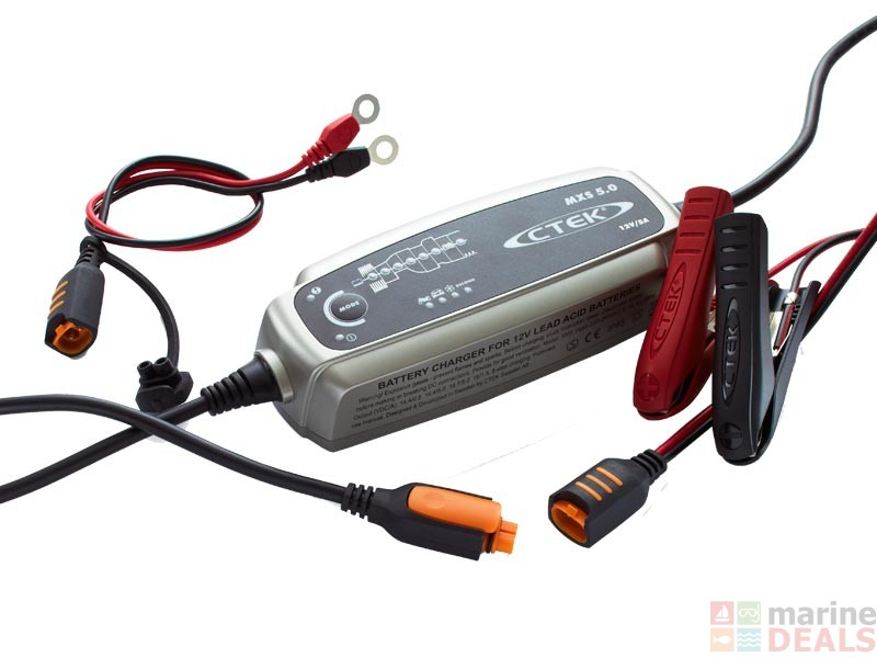 buy ctek mxs 5 0 test and charge 8 stage battery charger. Black Bedroom Furniture Sets. Home Design Ideas
