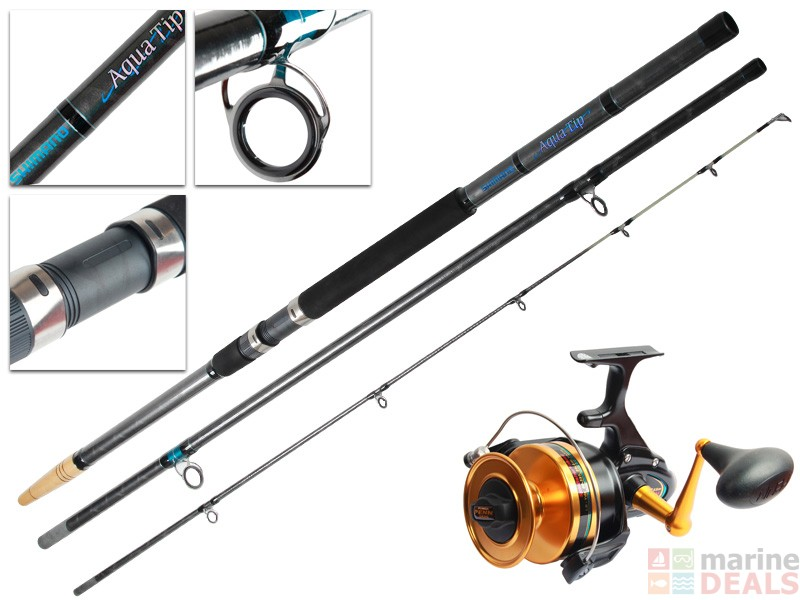 Penn Rod And Reel Combos Tip Rod And Reel Combo