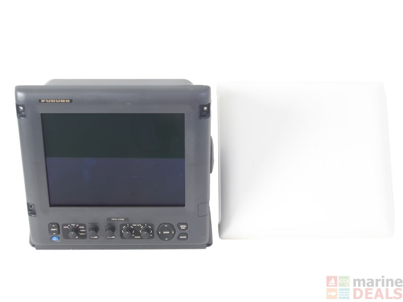 Buy furuno fcv 1150 12 1 39 39 colour lcd fishfinder 1 to 3 kw for Used fish finders