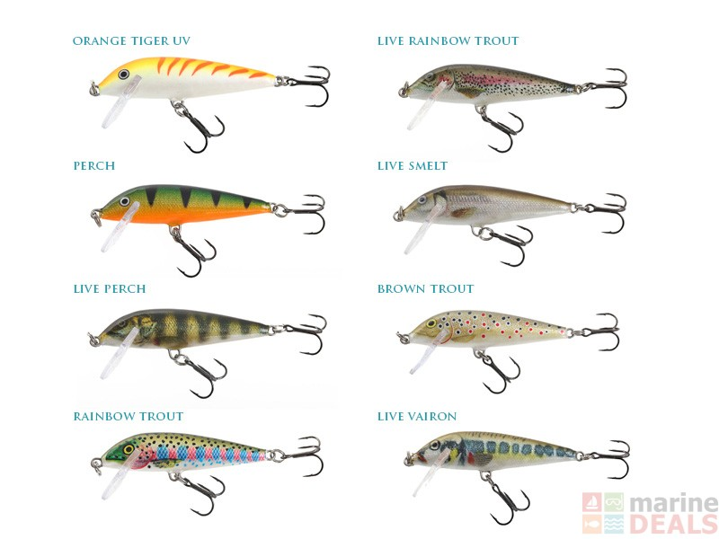 Rainbow trout trolling rigs for Best bait for trout fishing