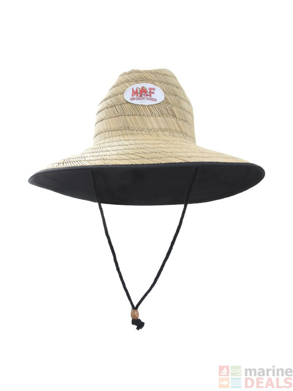 Buy mad about fishing straw hat online at marine for Fishing straw hat