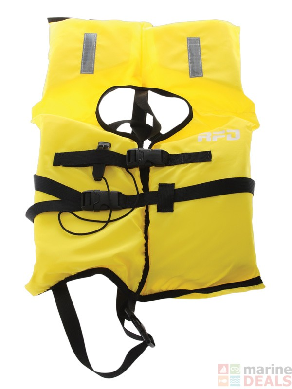 Buy RFD Nor'Easter Child Small Life Jacket Type 402 Yellow ...