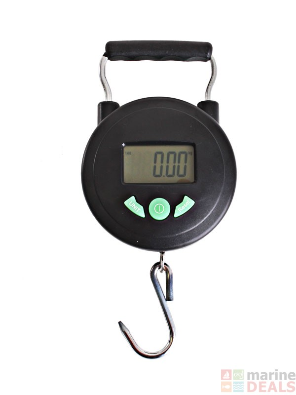 Buy mantackle digital fishing weight scale 110lbs online for Fish weight scale