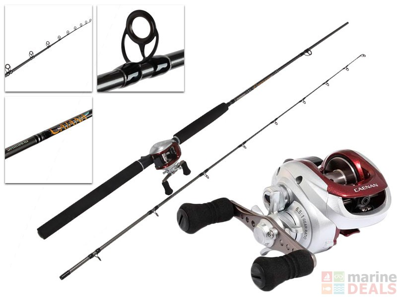 Shimano Rod And Reel Combo Rod And Reel Combo