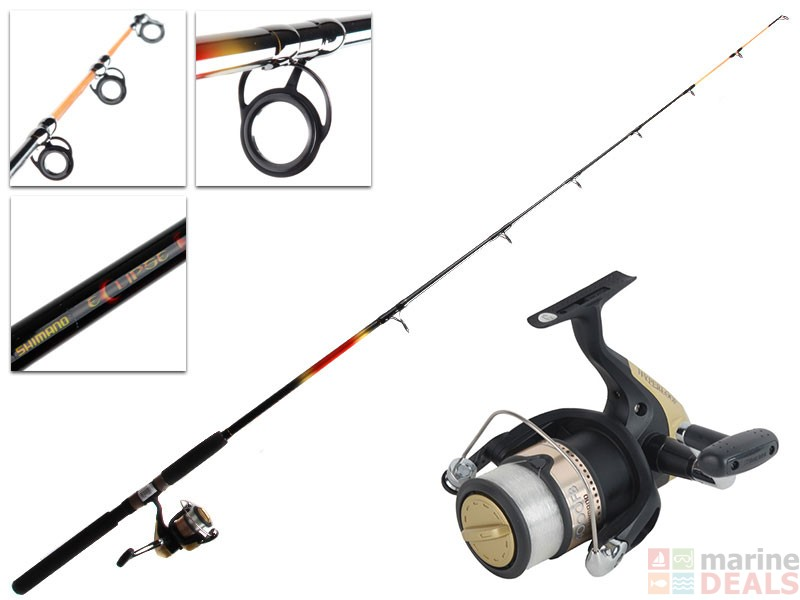 Shimano Rod And Reel Combo Boat Rod And Reel Combo