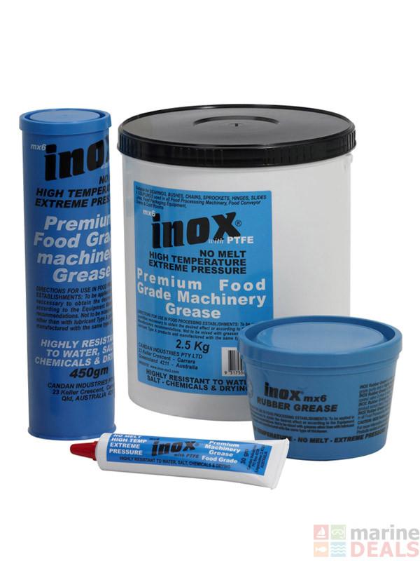 Food Grade Grease : Buy inox mx food grade grease online at marine deals nz