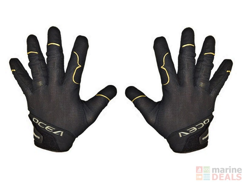 Buy shimano ocea fishing gloves online at marine for Cold weather fishing gloves