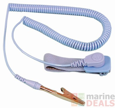 Buy Elastic Anti Static Wrist Strap Online At Marine Deals