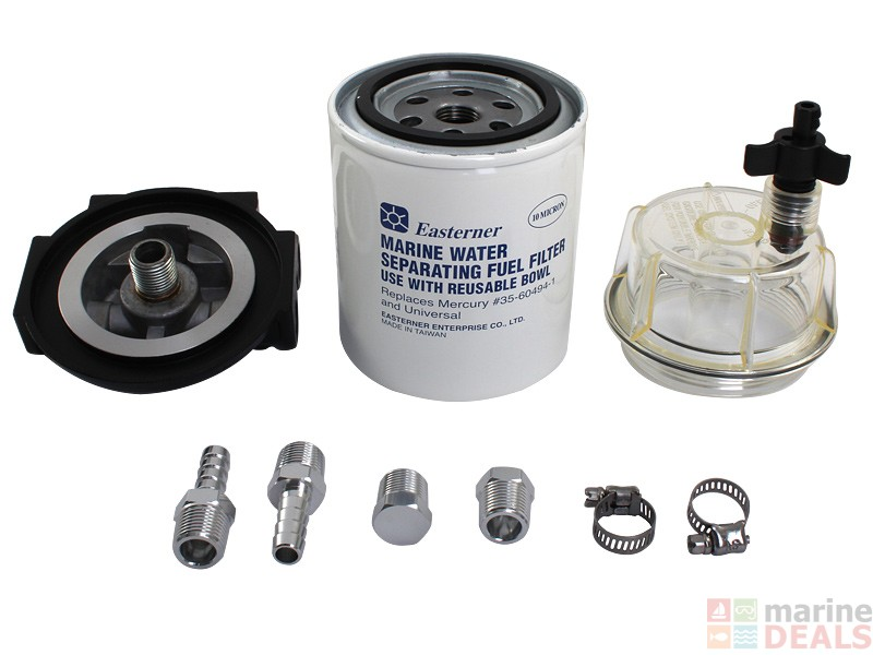 buy fuel water separator with clear bowl for yamaha