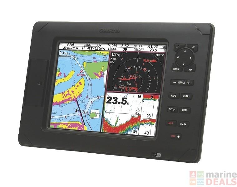 Buy simrad nx40 gps chartplotter fishfinder combo for Simrad fish finder