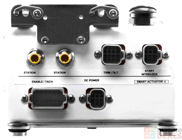 glendinning port engine smart actuator ii 24v boating. Black Bedroom Furniture Sets. Home Design Ideas