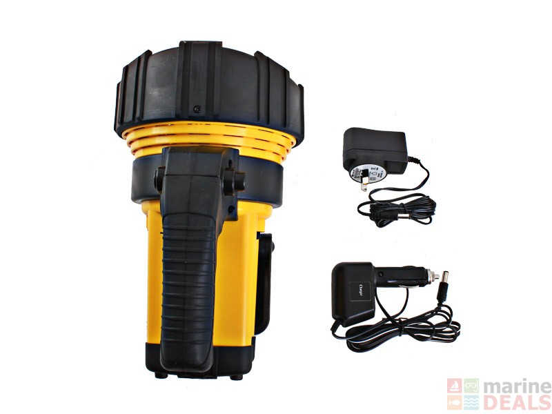 Rechargeable Spotlight Torch Rechargeable Spotlight 5