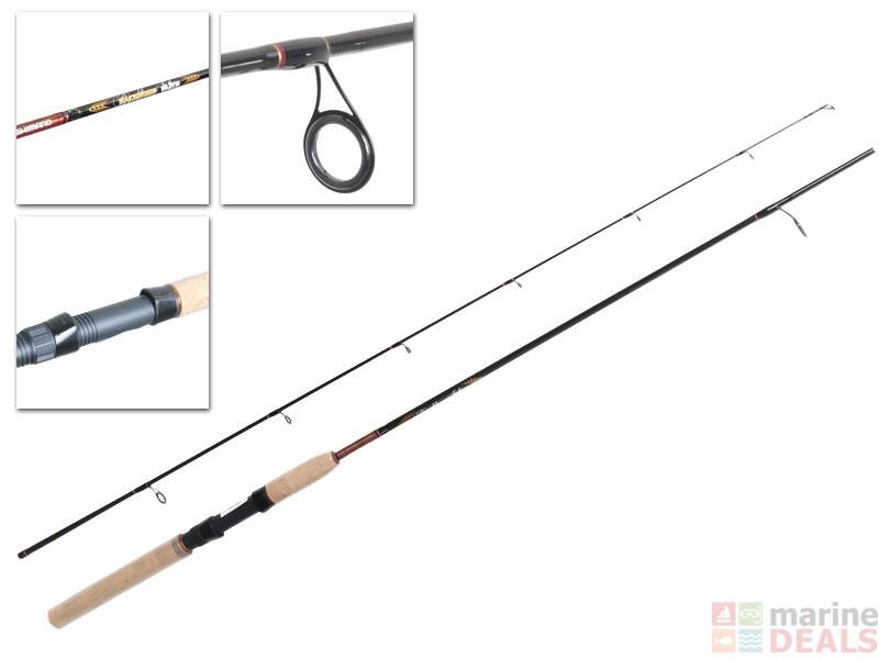 Buy shimano backbone elite freshwater spinning rod 3 5kg for Best freshwater fishing rods