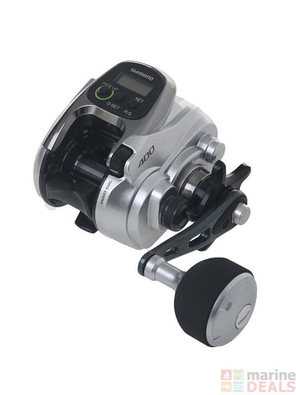 Buy shimano dendou maru forcemaster 400 and backbone for Deep sea fishing rods and reels combo