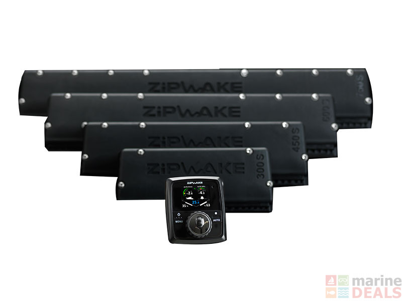 Buy Zipwake Kb300 S Automatic Trim Tab Control 300mm For