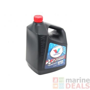 Valvoline 2-Stroke Outboard Oil 4L