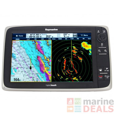 "Raymarine e127 12.1"" TouchScreen GPS/Fishfinder Package"