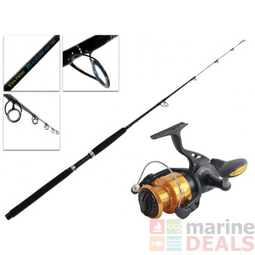 Fin-Nor Biscayne Kayak Fishing Rod and Reel Combo
