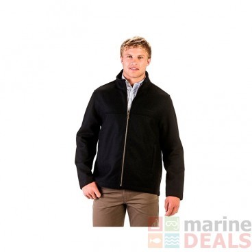 Swanndri Mens Falcon Wool Jacket