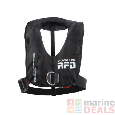 RFD Cyclone Inflatable Life Jacket with Harness