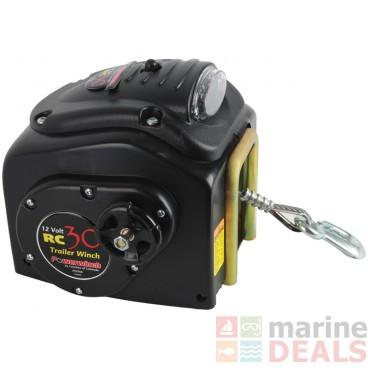 Powerwinch RC30 Electric Trailer Winch 11500lb 12v
