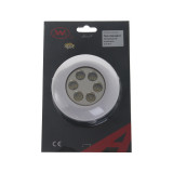 Surface Mount 6 LED Underwater Light Cool White 12W