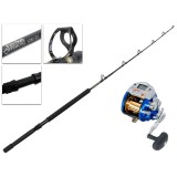 WFT Electra 700 HP and Fin Nor Offshore FNC5080 HT Electric Reel Combo