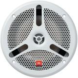 JBL MS6200 6.5 Coaxial White Speakers 90 Watts