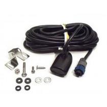 Lowrance/Simrad Transom Mount Transducer 50/200KHz Blue Plug 5-Pin