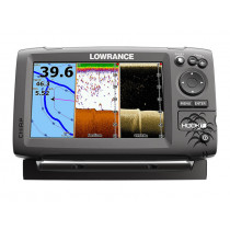 Lowrance HOOK-7 CHIRP Fishfinder/Chartplotter Trailer Boat Package