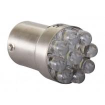 LED Bayonet Bulbs Warm White 12v