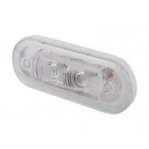 LED Oblong Courtesy Lights Waterproof