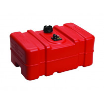 Scepter Rectangular Portable Outboard Fuel Tank 34L