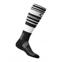 Icebreaker Womens Merino Snow Medium Over the Calf Socks Black