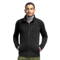 Icebreaker Mens Sierra Long Sleeve Zip Jacket