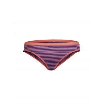 Icebreaker Womens Merino Siren Bikini Tulip/Vivid/Stripe