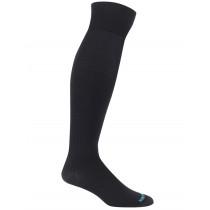Icebreaker Womens Merino Lifestyle Fine Gauge Over the Knee Socks Black